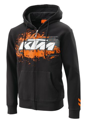 HOLD-OUT ZIP HOODIE